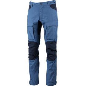 Lundhags Authentic II Pants Men azure/deep blue